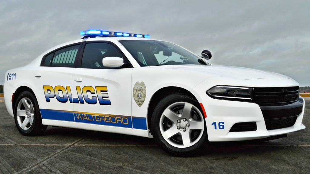 Walterboro Police Car Charger