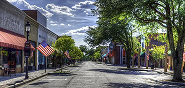 Shop Downtown Walterboro